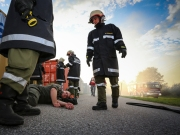 Katastrophenübung Thalgau 10.10.2014