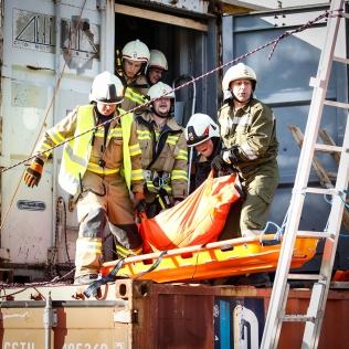 Katastrophenübung Thalgau 11.10.2014
