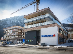 sparkasse zell am see